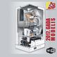 gāzes apkures katli Gāzes kondensācijas apkures katli- Viessmann Vitodens 100-W (19-35kW) B1HC ar boilera piesl. (2017 MODELIS)