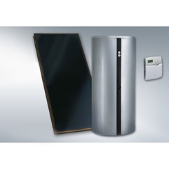 saules kolektori Солнечный комплект Vitosol 200-F с Vitocell 100-W/-B (SM1)
